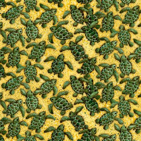 SugarTree - 12 x 12 Paper - Baby Sea Turtles