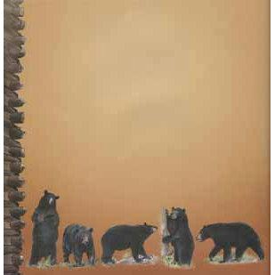 SugarTree - 12 x 12 Paper - Log Bear Lodge