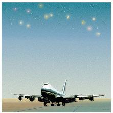 SugarTree - 12 x 12 Paper - Jet Plane