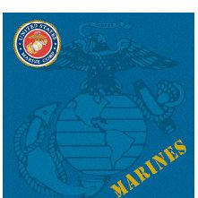 SugarTree - 12 x 12 Paper - Marines