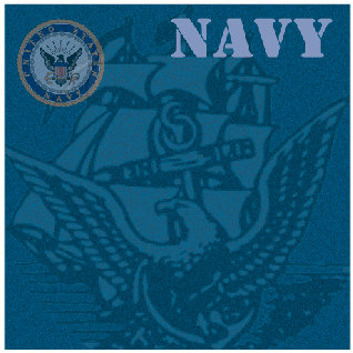 SugarTree - 12 x 12 Paper - Navy