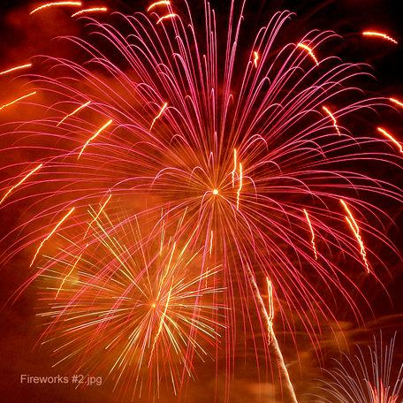 SugarTree - 12 x 12 Paper - Fireworks II
