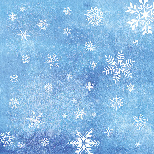 SugarTree - 12 x 12 Paper - Snowflakes