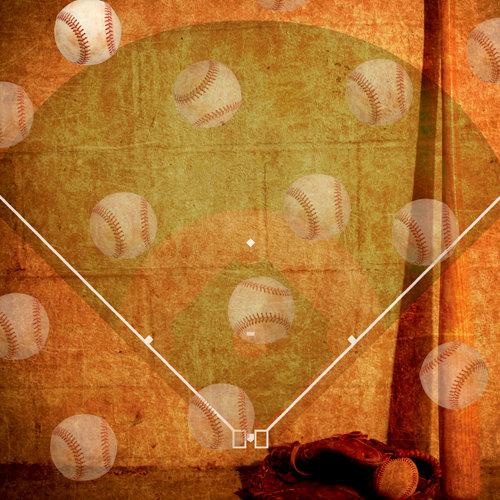 SugarTree - 12 x 12 Paper - Baseball
