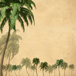 SugarTree - 12 x 12 Paper - Swaying Palms