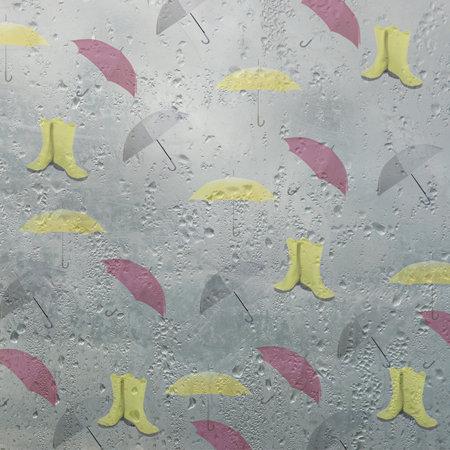 SugarTree - 12 x 12 Paper - Rainy Day