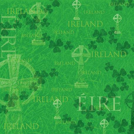 SugarTree - 12 x 12 Paper - Ireland