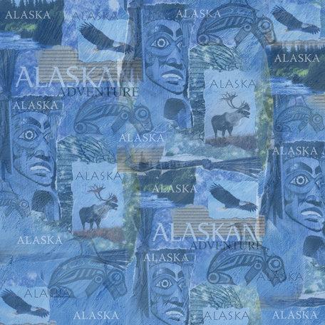 SugarTree - 12 x 12 Paper - Alaska