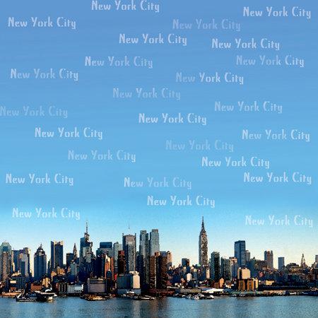 SugarTree - 12 x 12 Paper - New York City