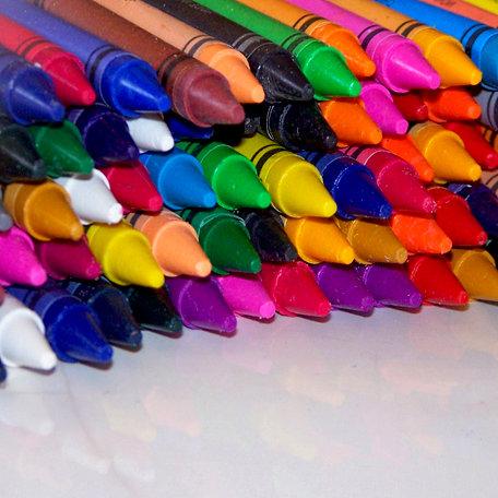 SugarTree - 12 x 12 Paper - Crayons