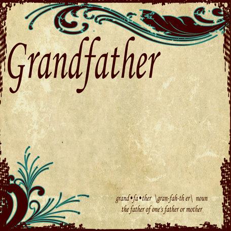 SugarTree - 12 x 12 Paper - Grandfather