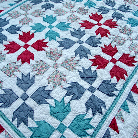 SugarTree - 12 x 12 Paper - Country Quilt