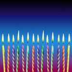 SugarTree - 12 x 12 Paper - Birthday Candles