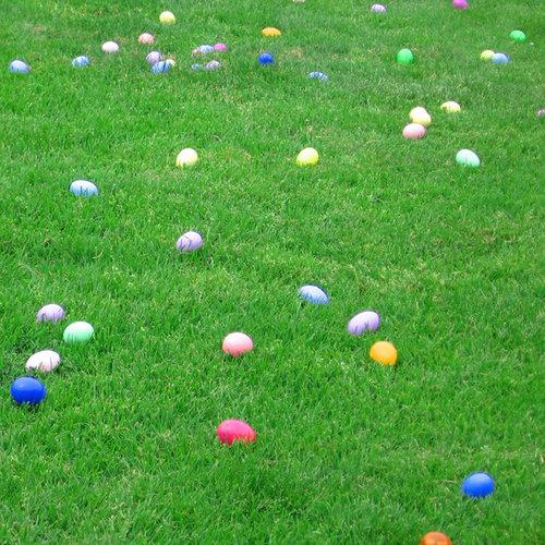 SugarTree - 12 x 12 Paper - Easter Egg Hunt
