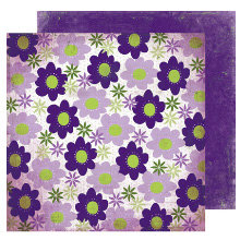Scrap Within Reach - Full Bloom Collection - 12 x 12 Double Sided Paper - Fresh Spring, CLEARANCE