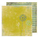 Scrap Within Reach - The Cottage Collection - 12 x 12 Double Sided Paper - Front Porch