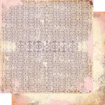 Scrap Within Reach - Afternoon Tea Collection - 12 x 12 Double Sided Paper - Chantilly Cream, CLEARANCE
