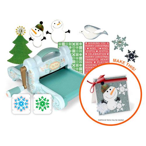 Sizzix - Big Shot Machine - Nordic Christmas Die Kit (Scrapbook.com Exclusive)
