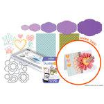 Sizzix - Princess Stamp, Emboss and Die Kit (Scrapbook.com Exclusive)