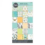 Sizzix - 6 x 12 Paper Pad - Fox Tales