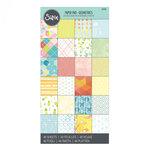 Sizzix - 6 x 12 Paper Pad - Geometrics
