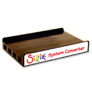 Sizzix - System Converter - Works with Original Sizzix Machine
