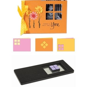 Sizzix - Movers and Shapers Die Kit - Kit 1