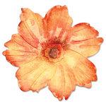 Sizzix - Sizzlits Die - Die Cutting Template - Medium - Dahlia Flower