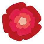 Sizzix - Originals Die - Die Cutting Template - Flower Layers