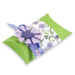 Sizzix - Bigz Die - Die Cutting Template - Box Pillow