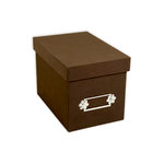 Sizzix - Originals Accessory - Large Storage Box - Brown