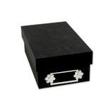 Sizzix - Originals Accessory - Small Storage Box - Black, CLEARANCE