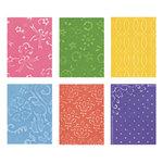 Sizzix - Texturz - Texture Plates - Kit 9