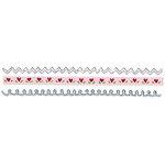 Sizzix - Sizzlits Decorative Strip Die - Die Cutting Template - Frills, CLEARANCE