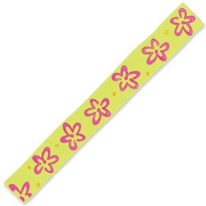 Sizzix - Sizzlits Decorative Strip Die - Die Cutting Template - Flowers 2