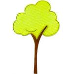 Sizzix - Bigz Die - Die Cutting Template - Tree, CLEARANCE