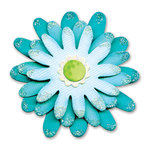 Sizzix - In Bloom Collection - Bigz Die - Build A Flower 3