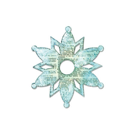 Sizzix - Christmas Collection - Bigz Die - Snowflake 2