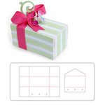 Sizzix - ScoreBoards XL Die - Box, Rectangle