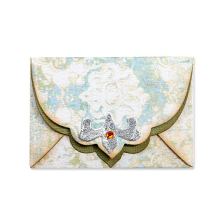 Sizzix - Bigz Die - Envelope with Ornate Flap
