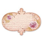 Sizzix - Bigz Die - Frame Back, Ornate Number 2