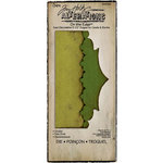 Sizzix - Tim Holtz - Alterations Collection - On the Edge Die - Ornate