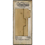 Sizzix - Tim Holtz - On the Edge Die - Alterations Collection - Die Cutting Template - File Tabs