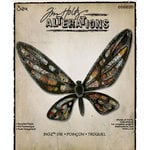 Sizzix - Tim Holtz - Alterations Collection - Bigz Die - Fanciful Flight