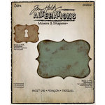 Sizzix - Tim Holtz - Alterations Collection - Movers and Shapers Die - Ornamental