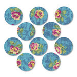 Sizzix - Quilting by Design - Bigz Die - Die Cutting Template - 1.25 Inch Circles