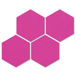 Sizzix - Quilting by Design - Bigz Die - Die Cutting Template - 2 Inch Hexagons for Paper