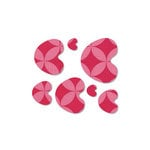 Sizzix - Bigz Die - Applique - Petals, Dogwood Rose
