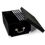 Sizzix - Accessory - Extra Large Storage Box - Black