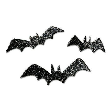 Sizzix - Originals Die - Halloween Collection - Die Cutting Template - Medium - Bats 3